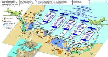 El despliegue de las tropas aliadas en Normandía