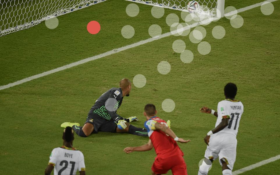 Encuentra la pelota, 'Spot the Ball' del New York Times