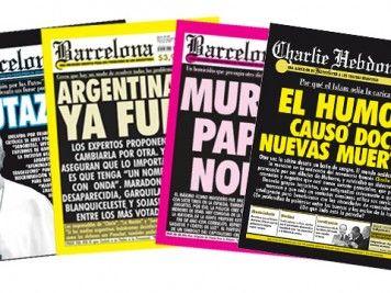 Portadas de la Revista Barcelona