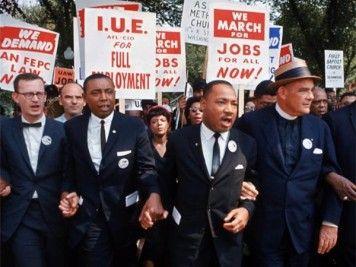 Martin Luther King Day: la Marcha sobre Washington de 1963