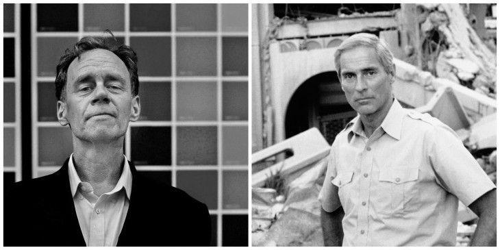 David Carr y Bob Simon