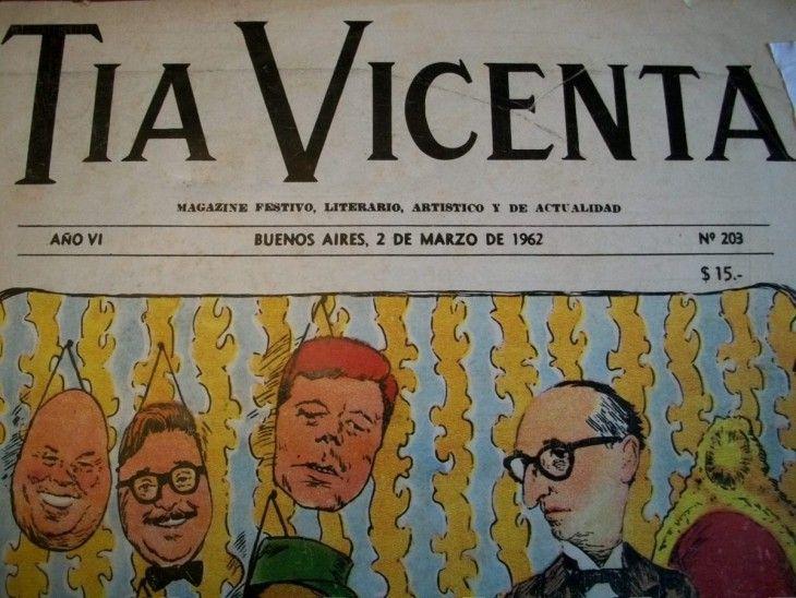 Tia Vicenta