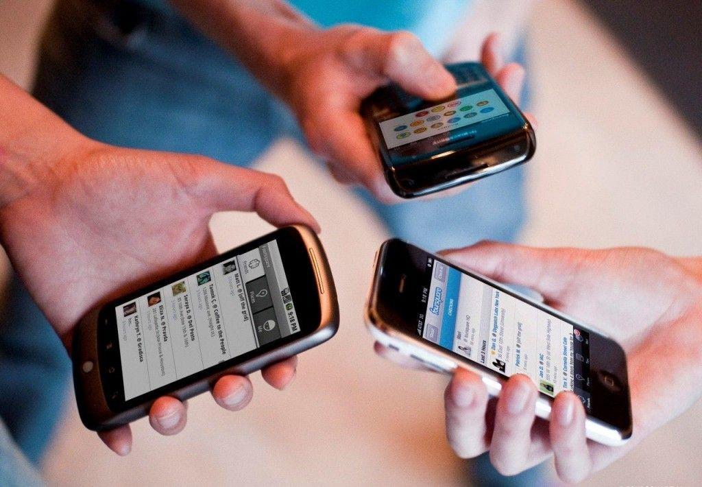 El uso de los celulares en la sociedad actual