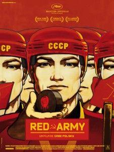 Cartel de la película Red Army