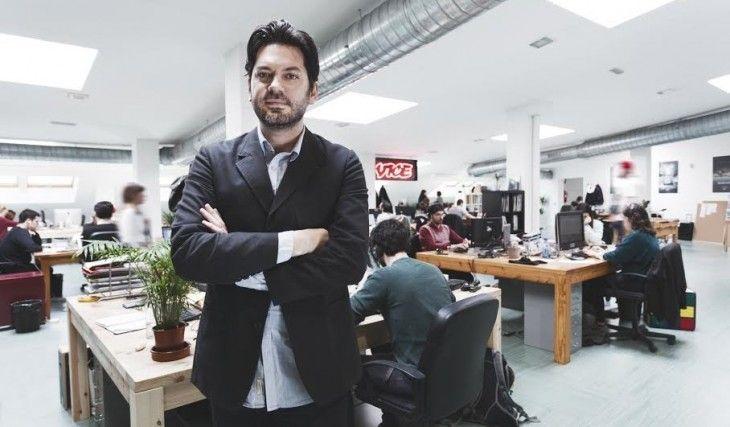 Andrés Reymondes, General Manager de Vice en España, nos cuenta su idea sobre Vice Sports