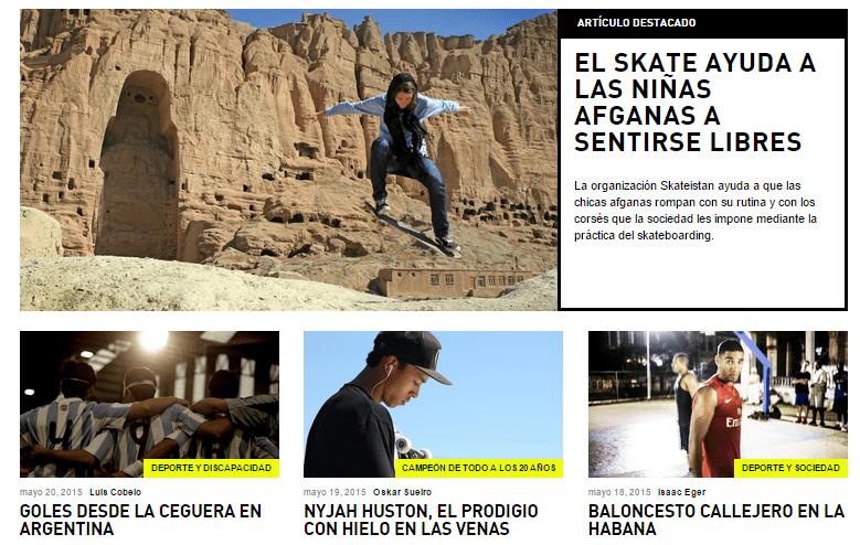 Vice Sports España