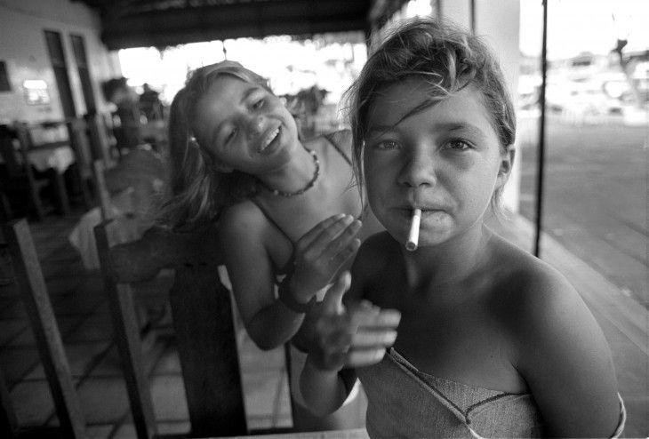 Reportaje sobre la prostitución infantil en Brasil. Foto: Kim Manresa