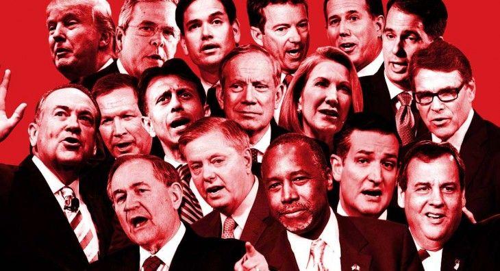 Los rostros de los debates electorales