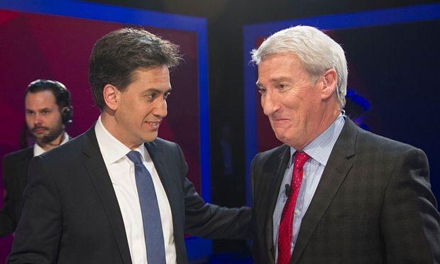 Miliband vs Paxman