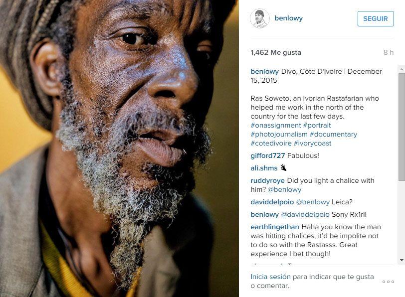 Instagram @benlowy