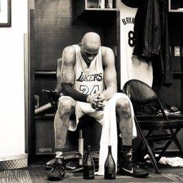 La despedida de Kobe Bryant