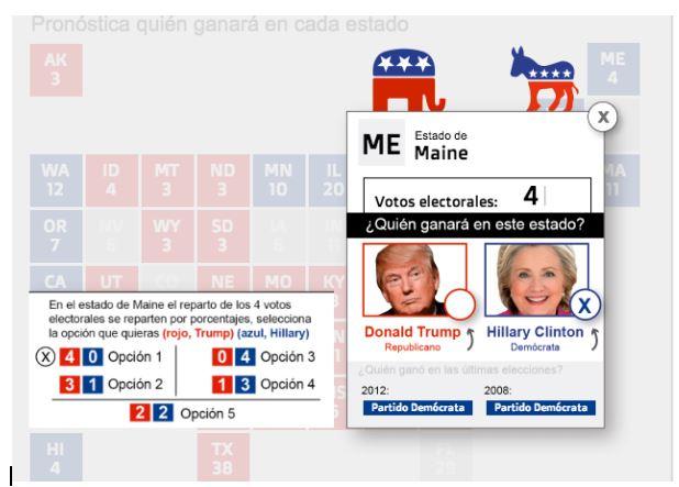 Elecciones en Maine
