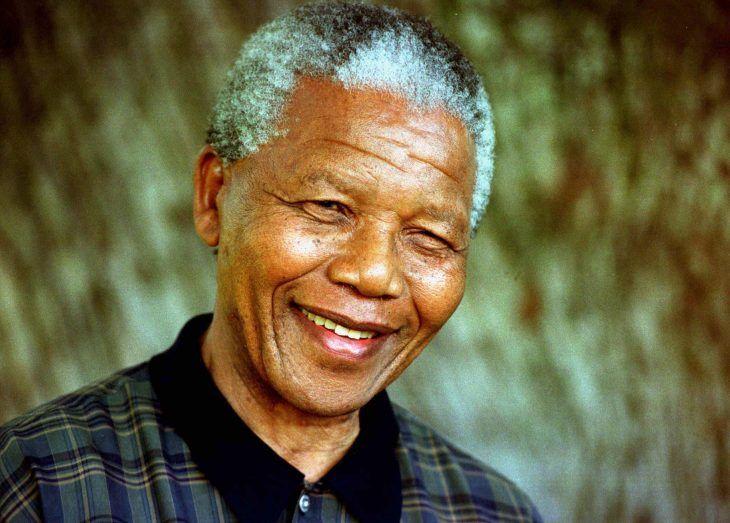 Presidente Mandela. Foto: MH/ME - RTRFLNZ