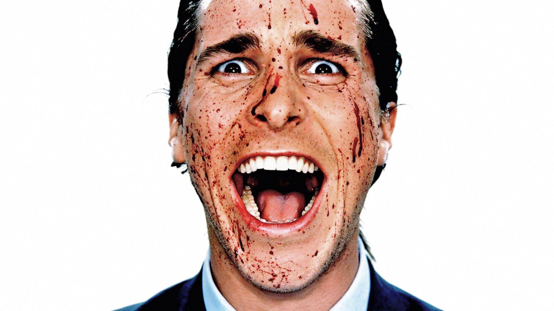 Christian Bale en el papel protagonista de American Psycho