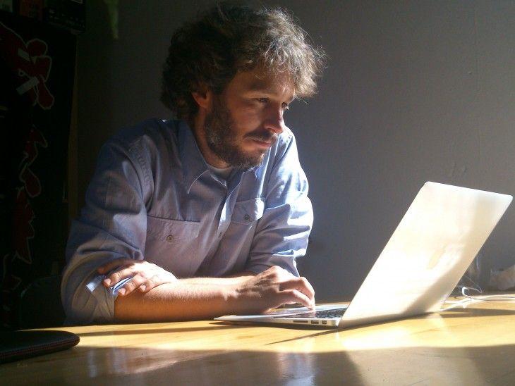 Jordi Pérez Colomé / FOTO: DÍMPEL SOTO