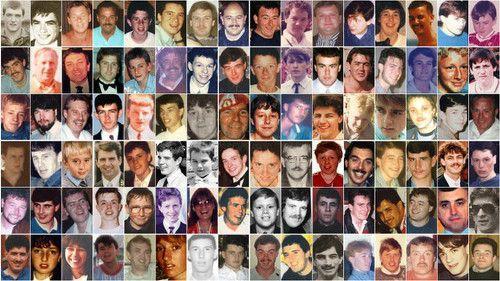 Hillsborough's victims