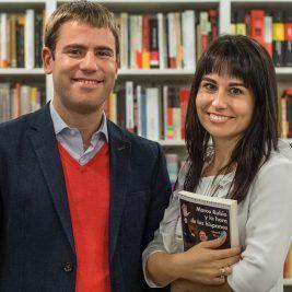 Eduardo Suárez y María Ramírez