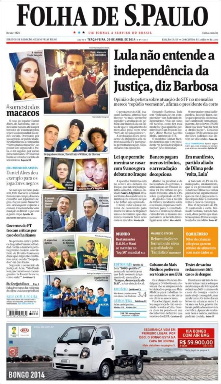 Folha de Sao Paulo