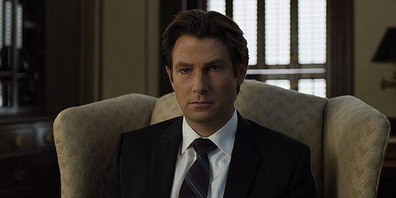Seth Grayson, secretario de Prensa del vicepresidente Underwood