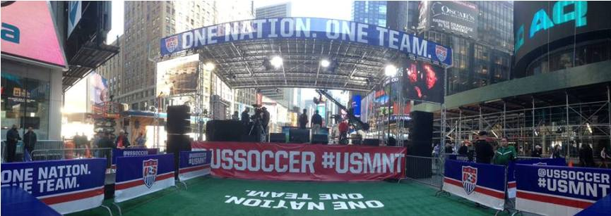 One Nation, One Team: el lema del US Soccer