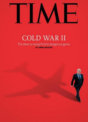 La Segunda Guerra Fría, según Time Magazine