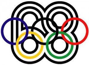 Logotipo de los Juegos Olímpicos de México 68