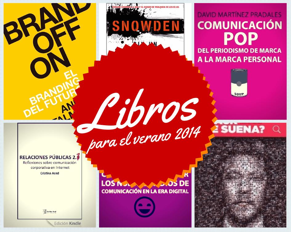 Libros para el verano 2014