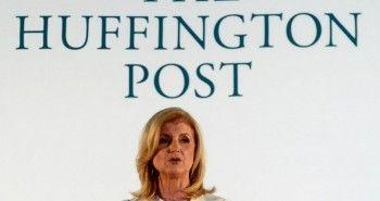 Arianna Huffington, editora de The Huffington Post