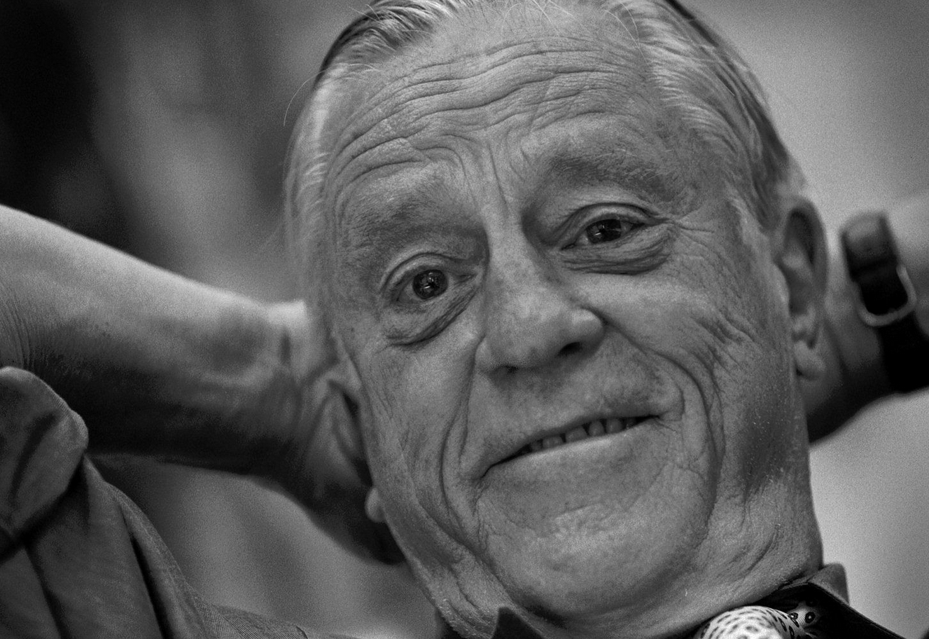 Ben Bradlee, exdirector del Washington Post
