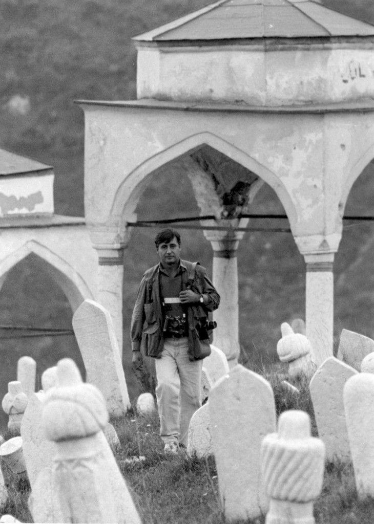 Cementerio de Sarajevo. Foto de Enric Martí