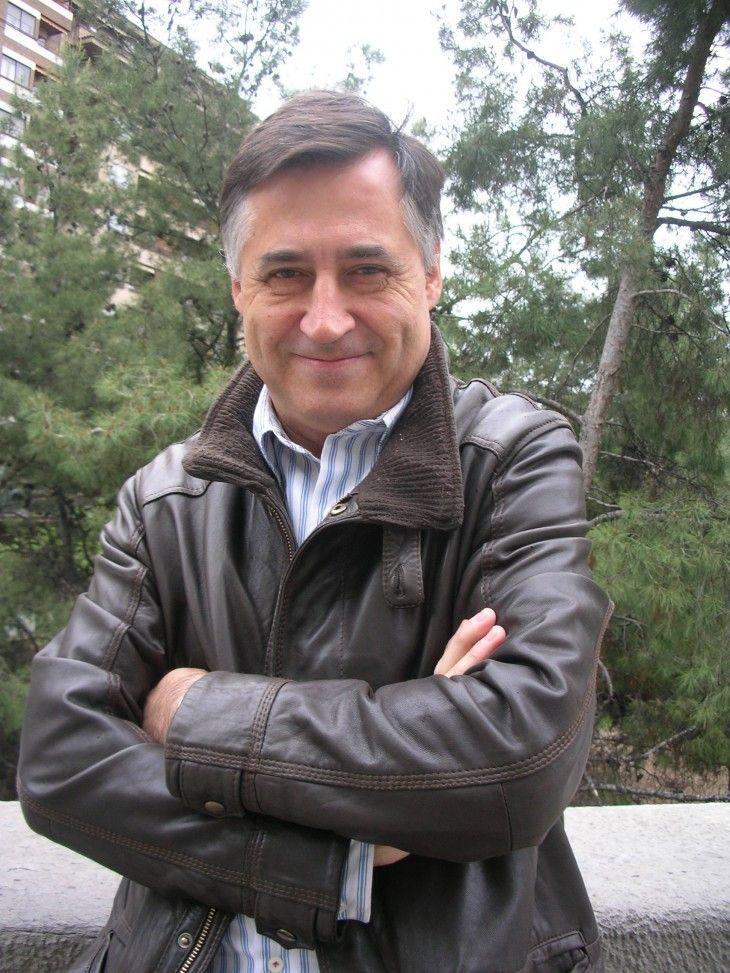 Gervasio Sánchez. Foto Diego Sánchez