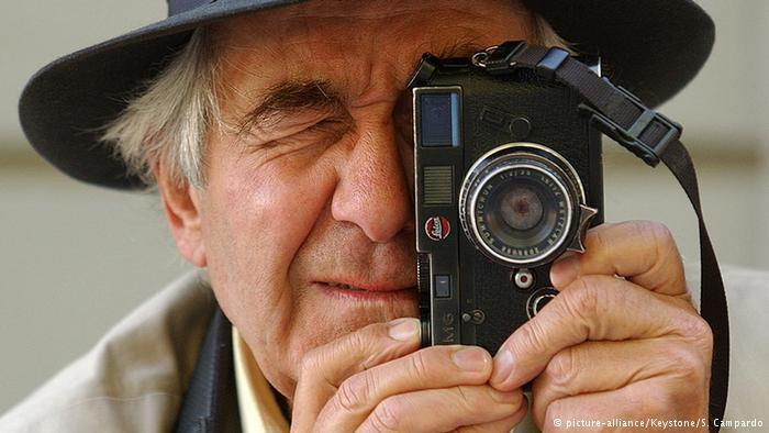 René Burri, una mirada al fotoperiodista