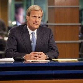 Will McAvoy, presentador en The Newsroom