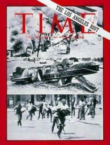 Portada de la revista TIME en 1965