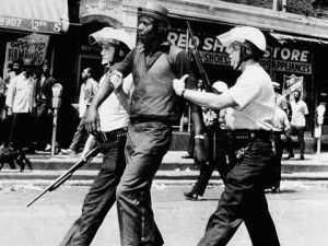 Detenciones en Detroit en 1967