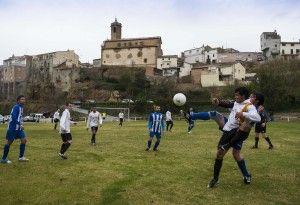 'Esport d'arrel'. Foto: Pere Puntí