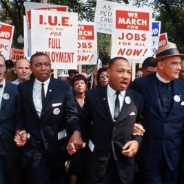Martin Luther King Day: la Marcha sobre Washington de 1963