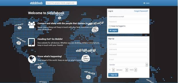 Khelafabook, el Facebook del ISIS que duró unas horas antes de ser eliminado