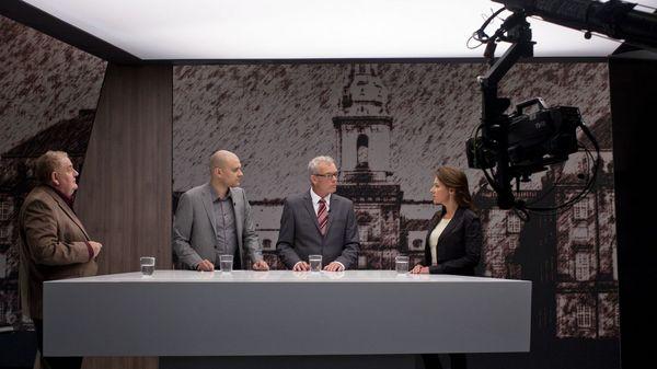 Debate en TV1