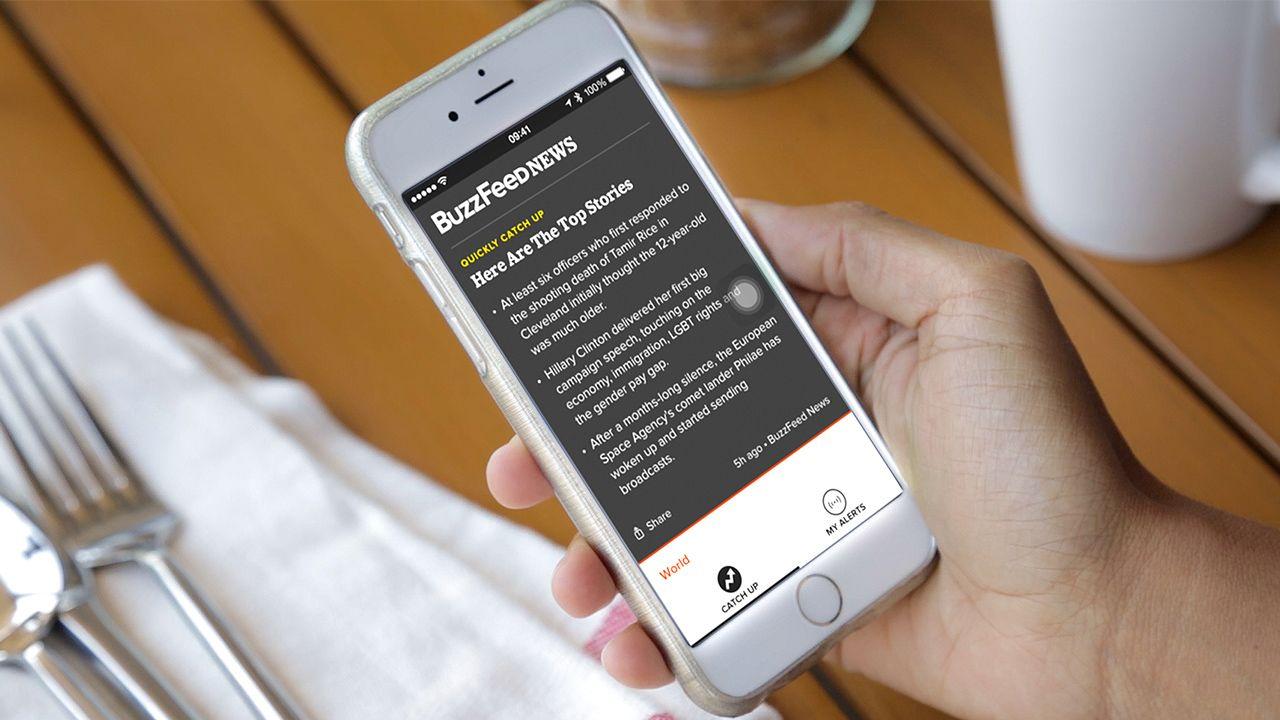 Buzzfeed News, la nueva aplicación de la web de millennials