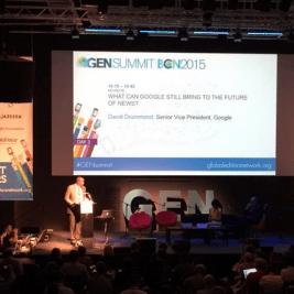 GEN Summit 2015 / Foto: Saül Gordillo - El Periódico de Catalunya