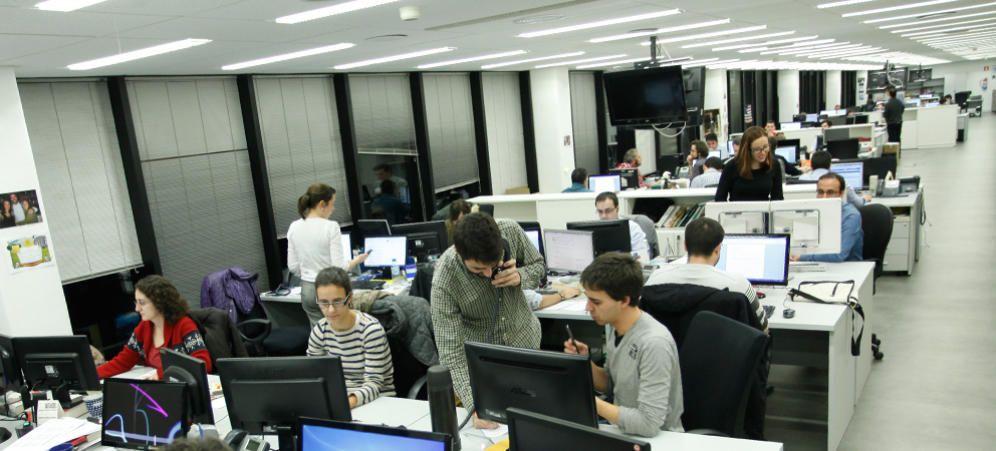 Redacción de El Confidencial. Foto: E. Villarino