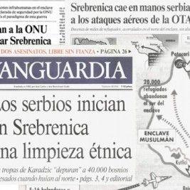 Artículos de La Vanguardia de julio de 1995