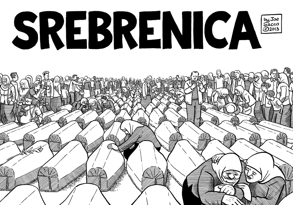Srebrenica by Joe Sacco