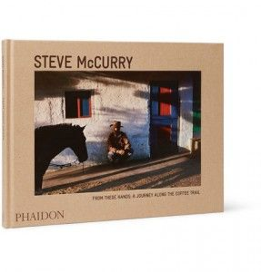 Steve McCurry book