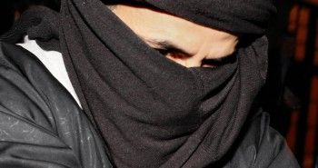 Imagen de un supuesto yihadista en The Independent