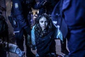 Istanbul Protest. Foto: Bulent Kilic