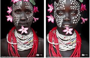 Boglarka Balogh, photoshop