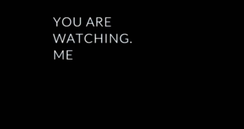 Proyecto You are watching me