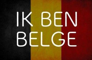 IK BEN BELGE